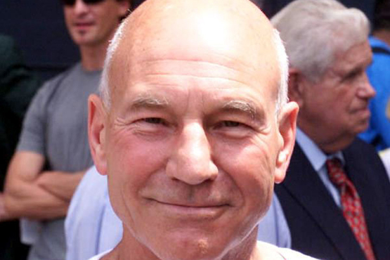 Patrick Stewart (Dragon's World: A Fantasy Made Real, 2004)