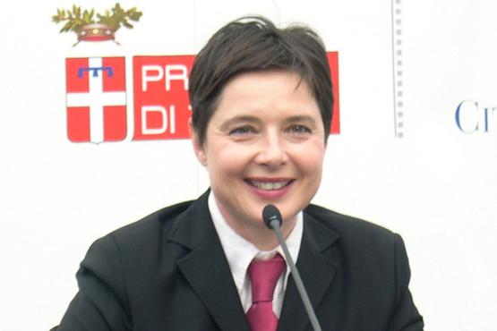 Isabella Rossellini (Green Porno, 2008)