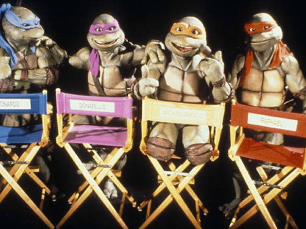 CineInsomia: Teenage Mutant Ninja Turtles