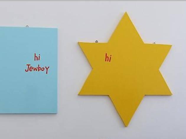"""Jew York"""