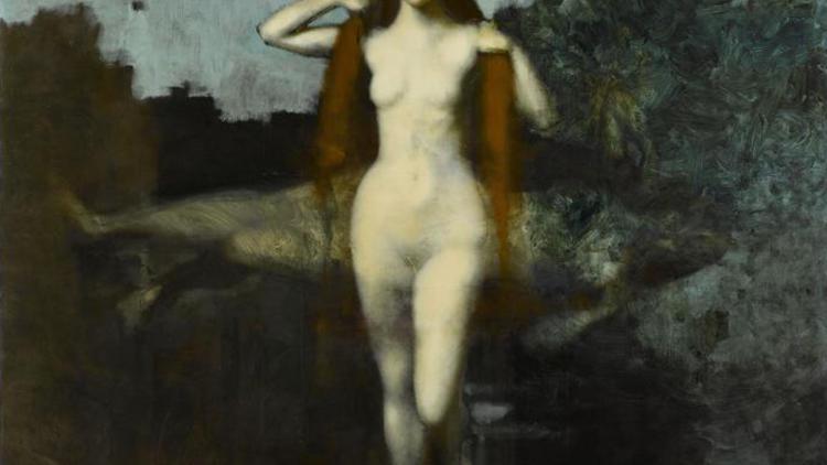 Jean-Jacques Henner, 'La Vérité', 1898-1902