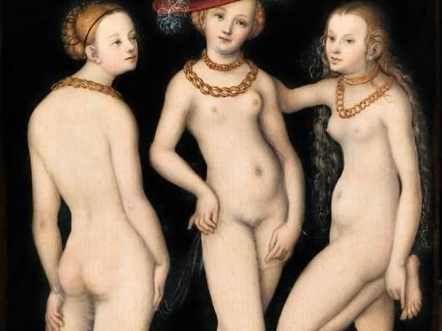 Musée du Louvre • Les Trois Grâces