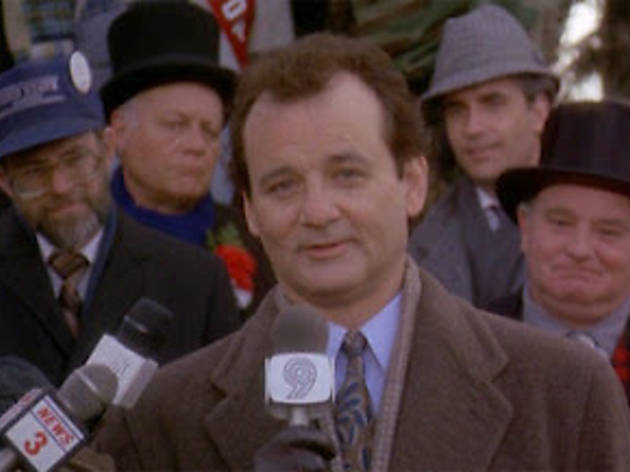 Cinema al fresco: Groundhog Day