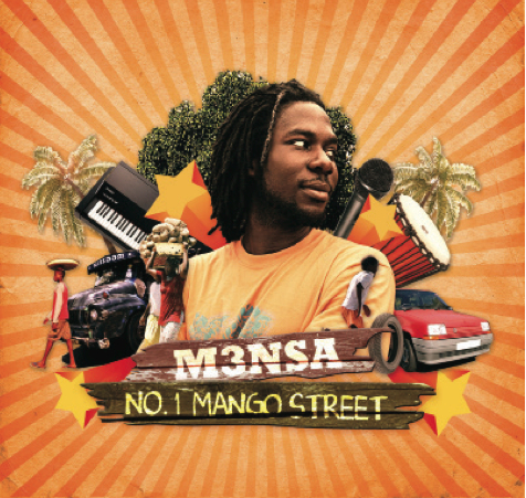 M3NSA • 'No 1 Mango Street'