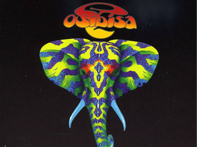 Osibisa • 'The Very Best of Osibisa'