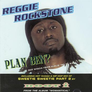 Reggie Rockstone single cover