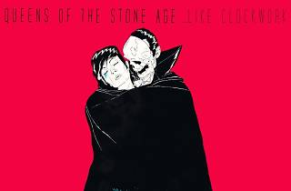 "Queens of the Stone Age ""...Like Clockwork"""