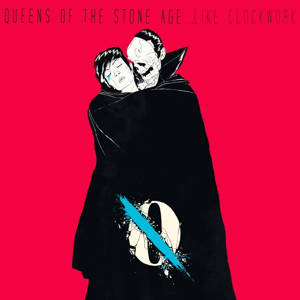 """Queens of the Stone Age """"...Like Clockwork"""""""