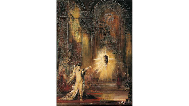 Gustave Moreau, 'L'Apparition'