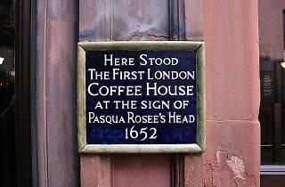 Coffeehouse Tour