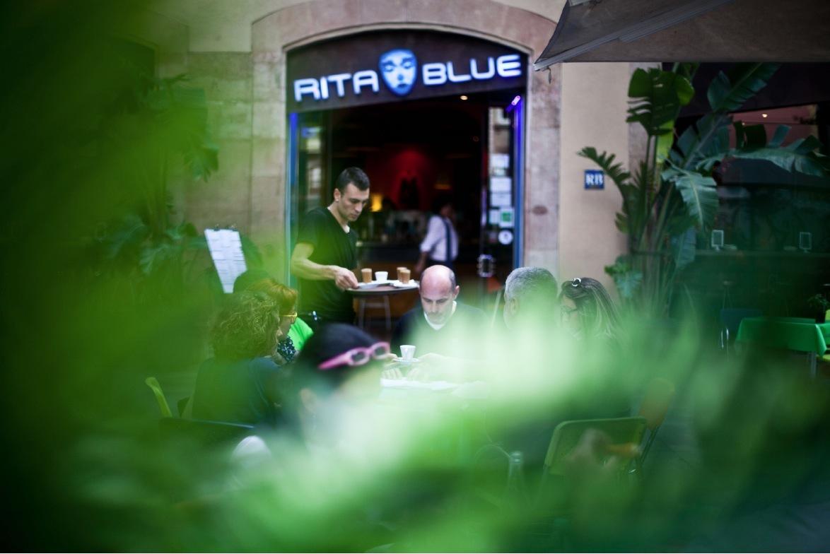 Rita Blue