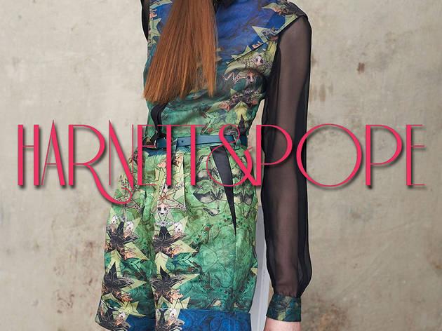 Harnett&Pope, Store launch, Press Image, 2013