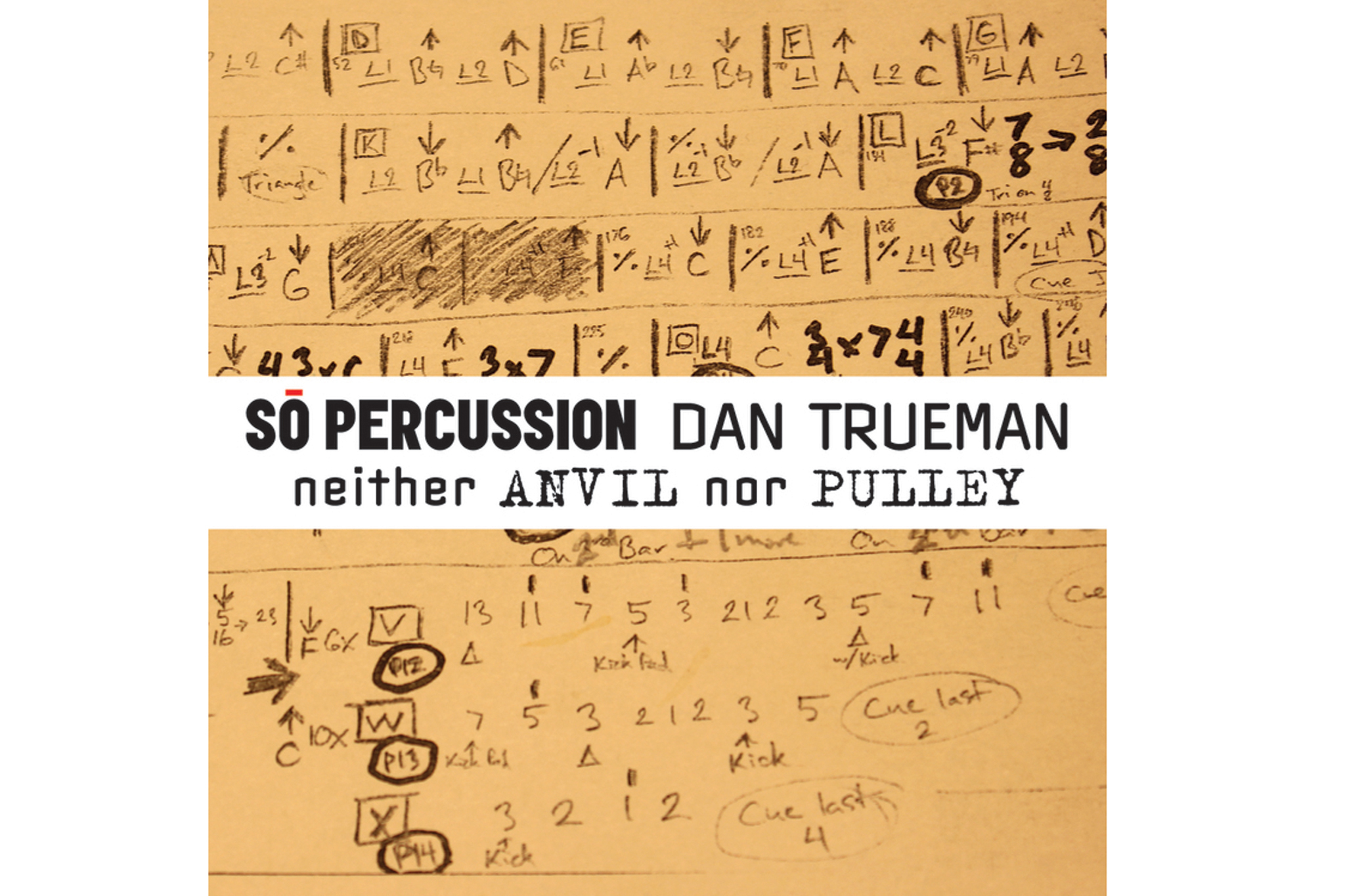 Album review: So Percussion, neither Anvil nor Pulley