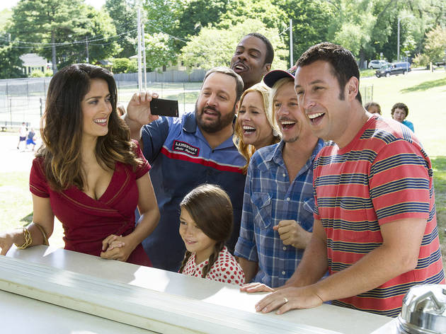 Grown Ups 2: movie review