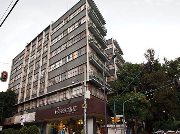 Edificio de José Creixel