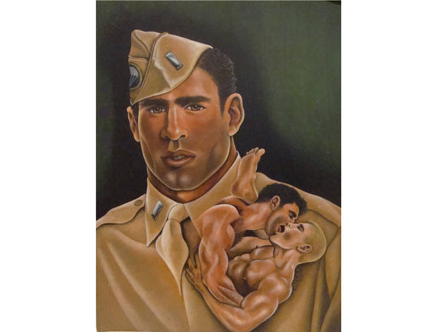"""Lust in Uniform: Images of Military Homosexuality"""
