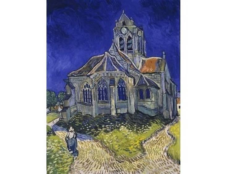 Musée d'Orsay • L'église d'Auvers-sur-Oise