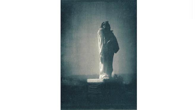 Auguste Rodin, 'Monument à Balzac' (photo D'Edward Steichen)