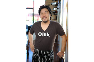 City Grit Presents: Chef Edward Lee's Smoke & Pickles Soiree