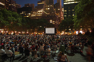 (Photograph: Courtesy Bryant Park Corporation)
