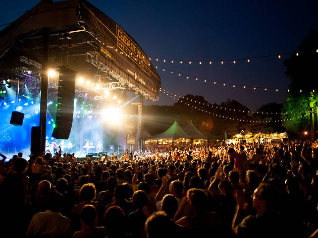 New York summer music festivals