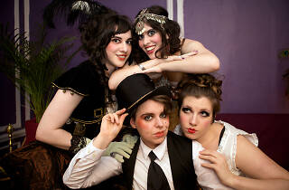 Uncle Monty's Mollyhouse Presents Oscar Wilde's Bachelor Party