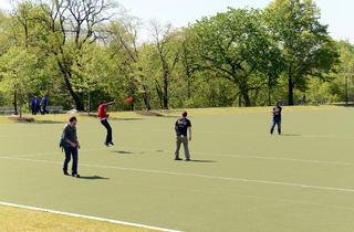 (Photograph: Courtesy of NYC Parks/Daniel Avila)
