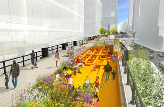 (Image: James Corner Field Operations / Diller Scofidio + Renfro/courtesy Friends of the High Line)
