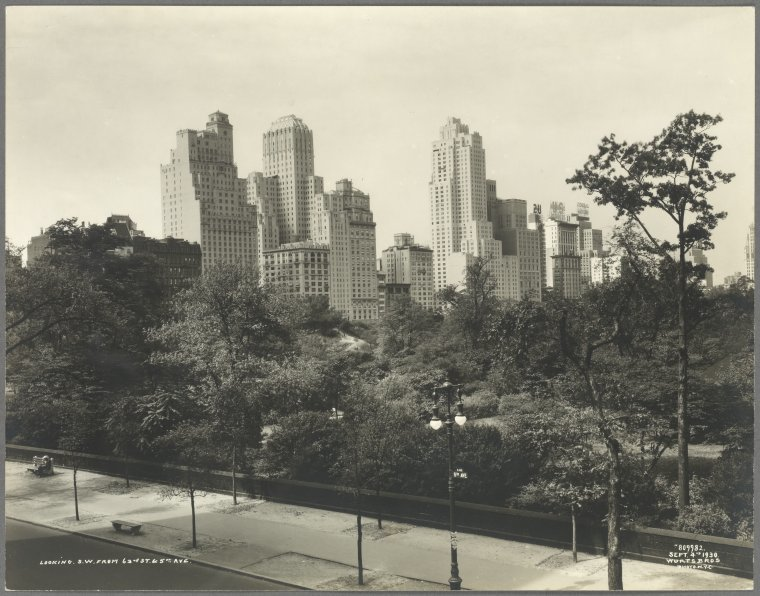 1931–33: Hoover Valley, Central Park