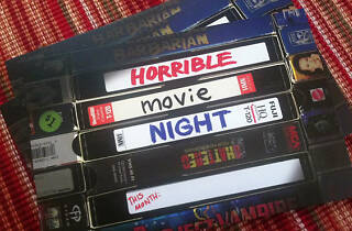Photo courtesy Horrible Movie Night