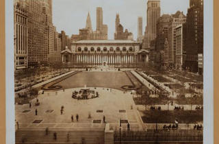 (Photograph: Nathan Schwartz/Courtesy of the NYPL Archives)