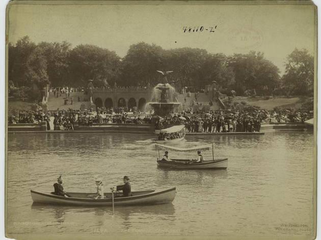 (Photograph: John S. Johnston/Courtesy of the NYPL Archives)