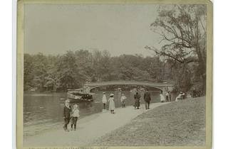 (Photograph: Courtesy of the NYPL Archives)