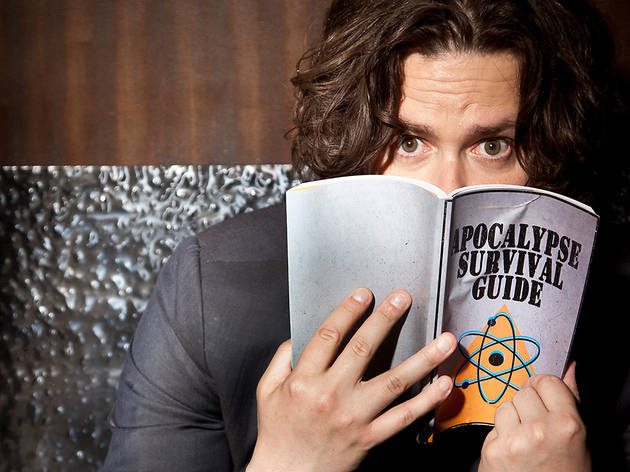 Edgar Wright: 'I can't watch zombie movies'