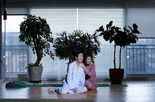Jinkyun Ahn ('Gazing #1', 2012)