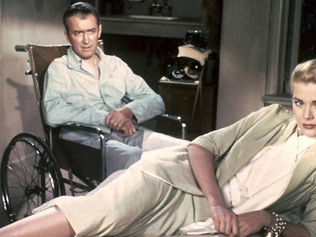 La finestra indiscreta (1954)