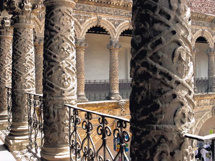 Claustro del Ex Convento de la Merced