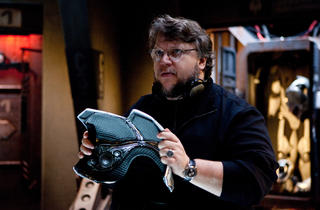Guillermo del Toro, director of Pacific Rim