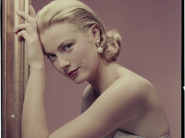 Erwin Blumenfeld (Grace Kelly, 1955, for Cosmopolitan)
