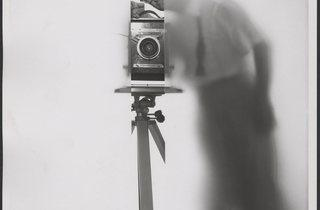 Erwin Blumenfeld (Self-portrait)