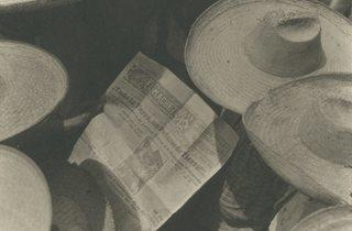 Tina Modotti  ('Workers Reading El Machete', c1929 )