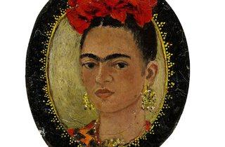 Frida Kahlo ('Self-Portrait (Autorretrato)', c1938)