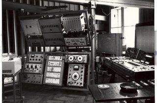 Experimental Studio (early 1960s)