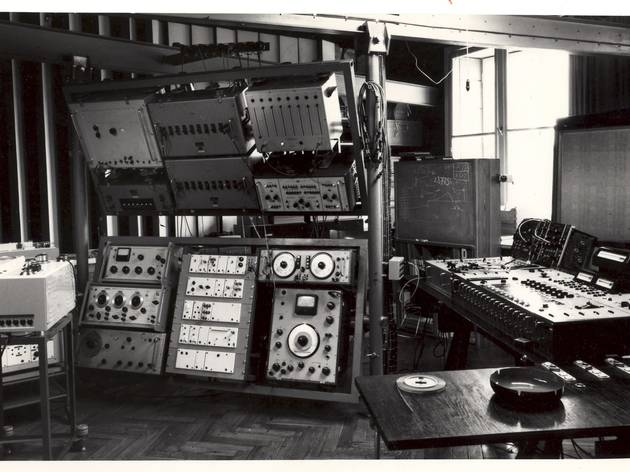 Experimental Studio (early 1960s)