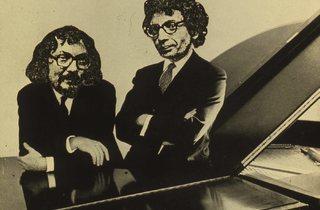 Komar & Melamid ('Music Writing: Passport, from the Codes series', 1976)
