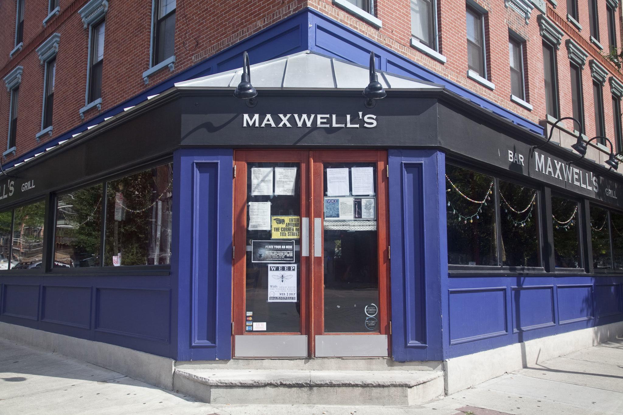 Today in terrible news: Maxwell's in Hoboken is closing