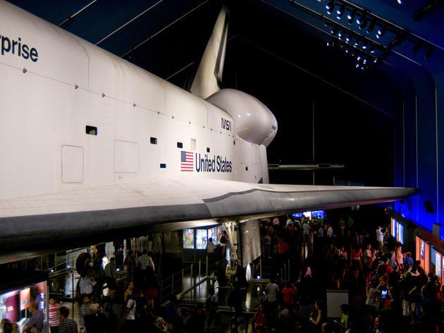 Space Shuttle Enterprise Pavilion