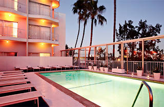 The Standard, Hollywood