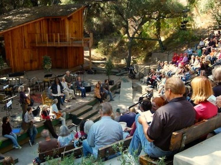 The best outdoor theater in Los Angeles