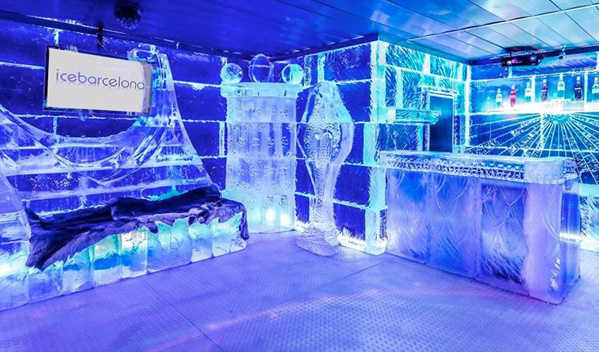 Bar de gel